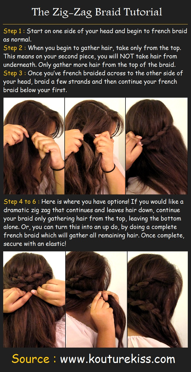 The Zig Zag Braid Tutorial