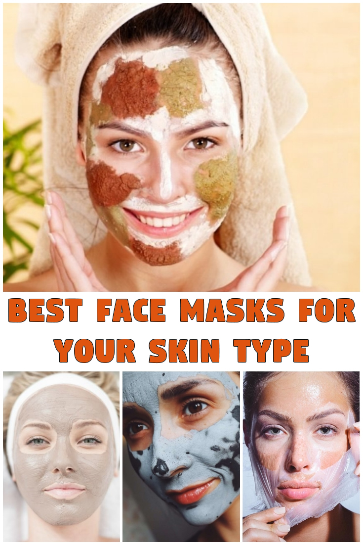 Best Face Masks for your Skin Type