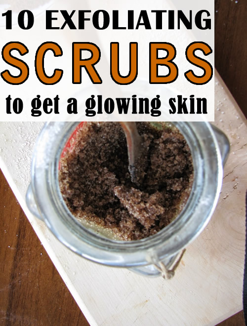 10 Exfoliating Scrubs to get a glowing skin