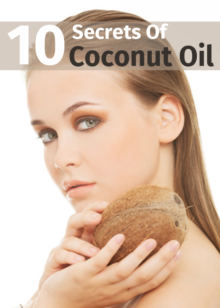 10 secrets of coconut oil