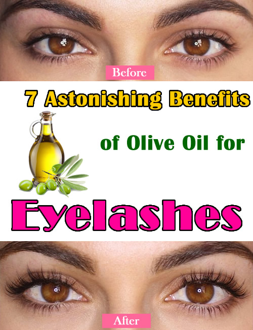 7 Astonishing Benefits of Olive Oil for Eyelashes