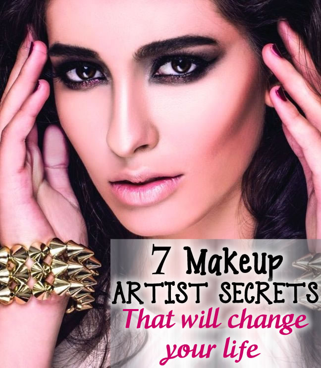 7 Makeup Artist Secrets that will Change your Life