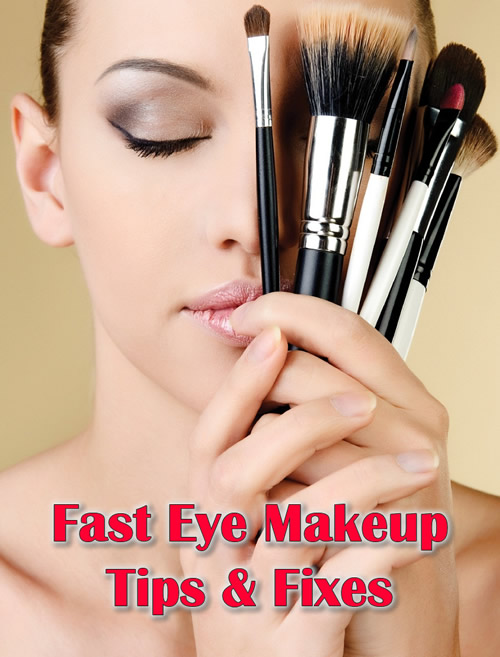 Fast Eye Makeup Tips & Fixes