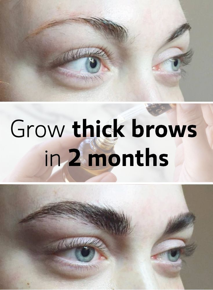 Grow your brows & lashes
