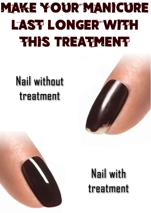 Make your manicure last longer with this treatment
