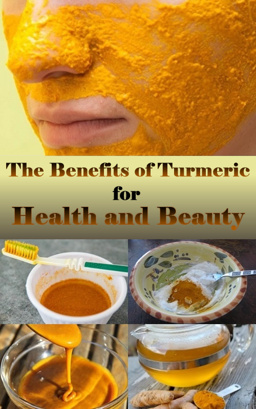 The Benefits of Turmeric for Health and Beauty