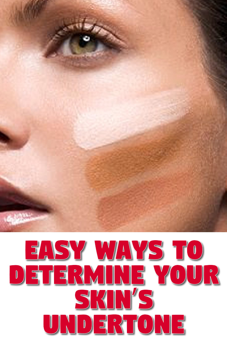 Easy Ways to Determine Your Skin's Undertone